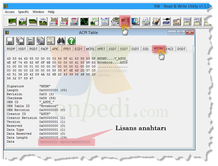 windows 8.1 single language ürün anahtarı satın al