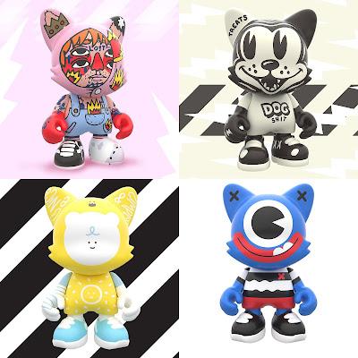 JANKY Designer Art Vinyl Figure Kickstarter Campaign by SUPERPLASTIC (Paul Budnitz x Huck Gee)
