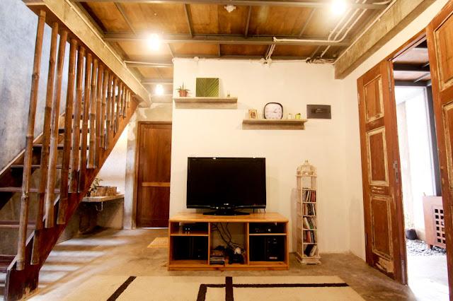 Interior Ruangan Kuno