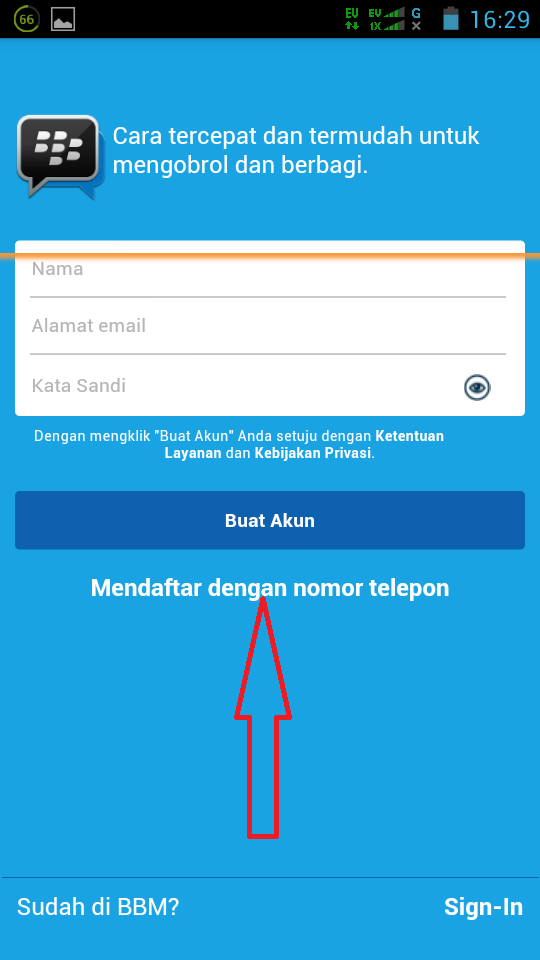 Cara Daftar Bbm Menggunakan Hp Android Platrioroodva Ml
