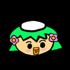 Ayano became a Kappa
