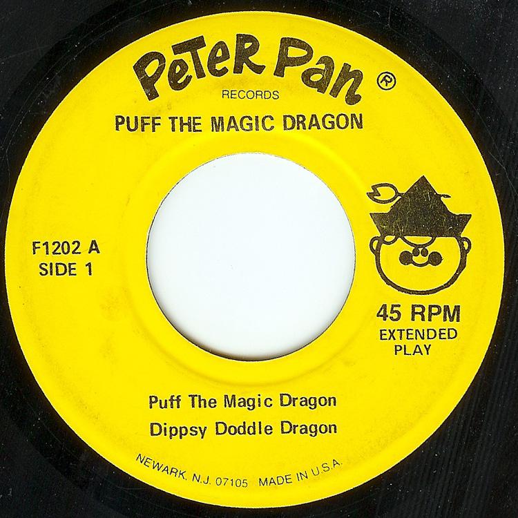 Newark N J 1970s Peter Pan Records Newark N J