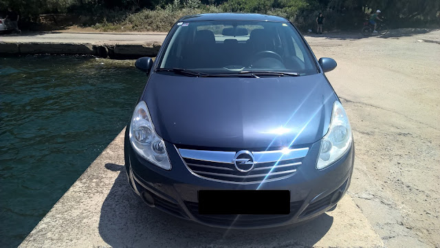 OPEL CORSA 1.3 CDTI DIESEL ECOFLEX  , 95 HP , MARCH 2008 , 104454 KLM , ΤΙΜΗ 6490 €