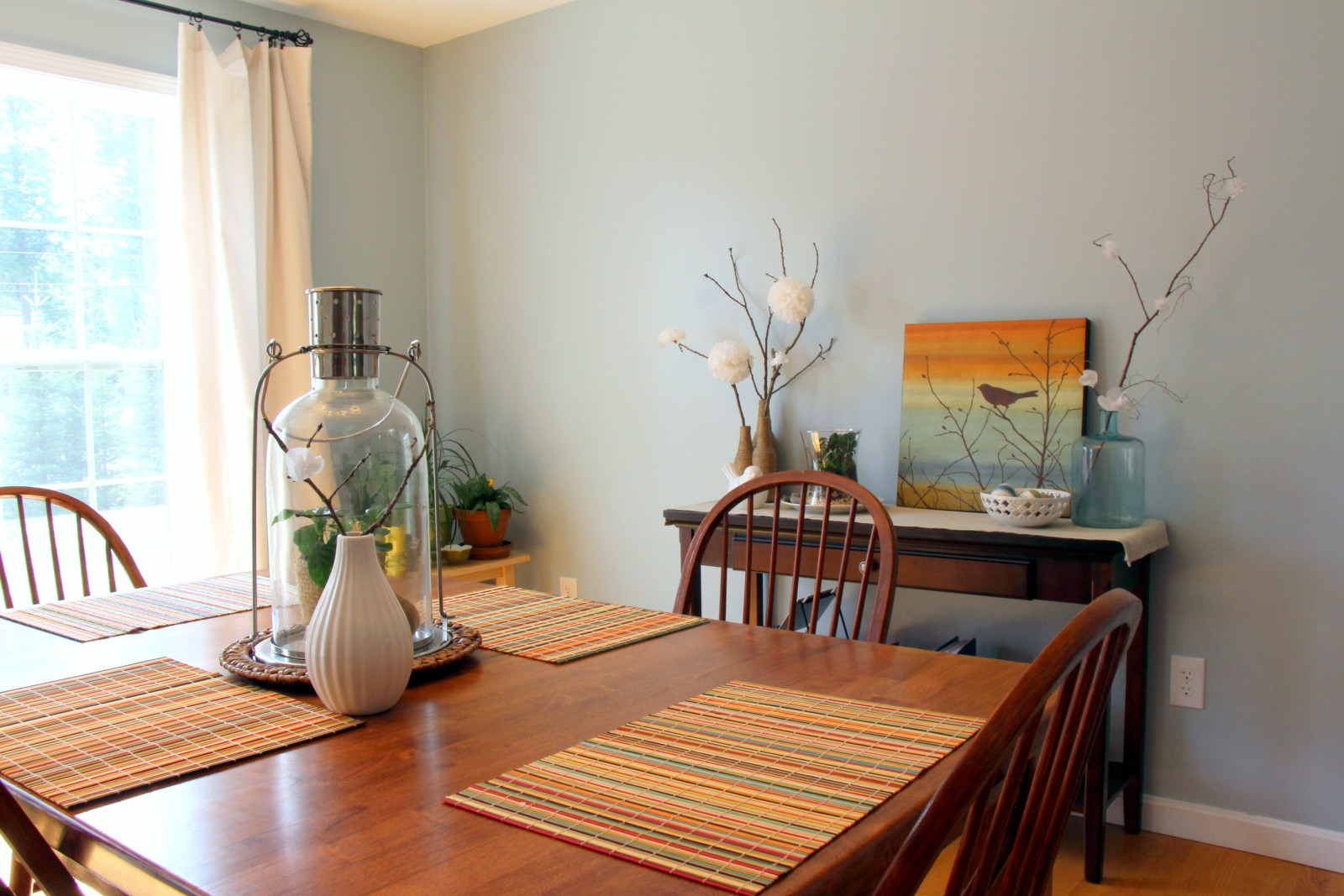 Heart Maine Home Spring Decor With Natural Elements And