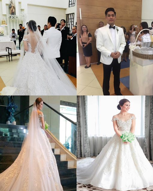 Paul Jake Castillo And Kaye Abad Tied The Knot In Cebu! LOOK HERE!