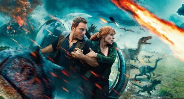 Jurassic World: Fallen Kingdom (2018) WEBDL Subtitle Indonesia