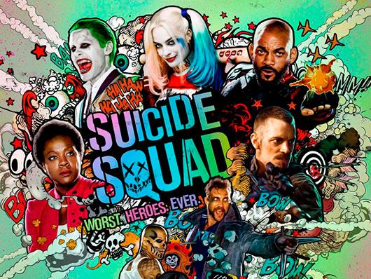 Un nuevo vídeo musical de 'Escuadrón Suicida' muestra más imágenes de la película