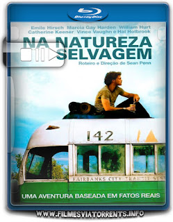 Na Natureza Selvagem Torrent - BluRay Rip 720p Dublado