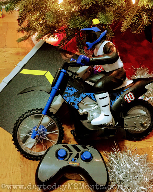 RC Motorcycle toy