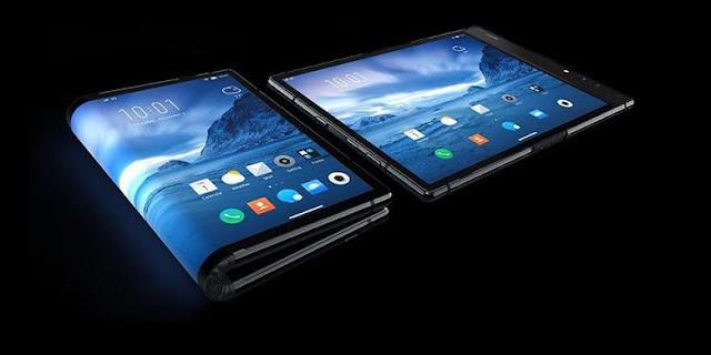Flexpai, Smartphone Lipat Pertama Di Dunia
