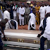 Photos of Stephen Keshi's funeral as he is finally laid to rest...
