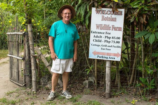 Entrance Fee Botolan Wildlife Farm
