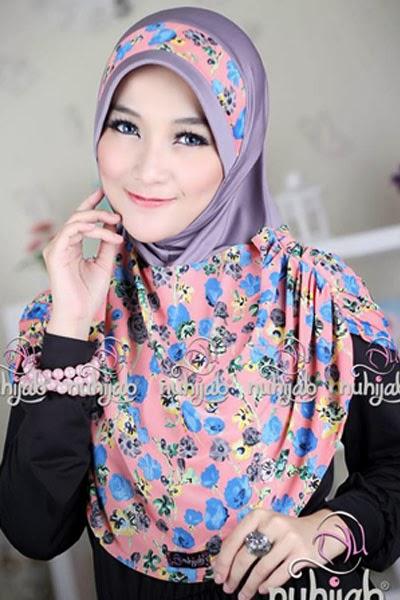 Foto Model Hijab Terbaru 2015  Model Gaya Fashion Terbaru