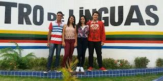 Alunos do Lordão representam a região na seleção do Programa Jovem Embaixador