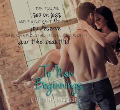 To New Beginnings, Corinne Mazille