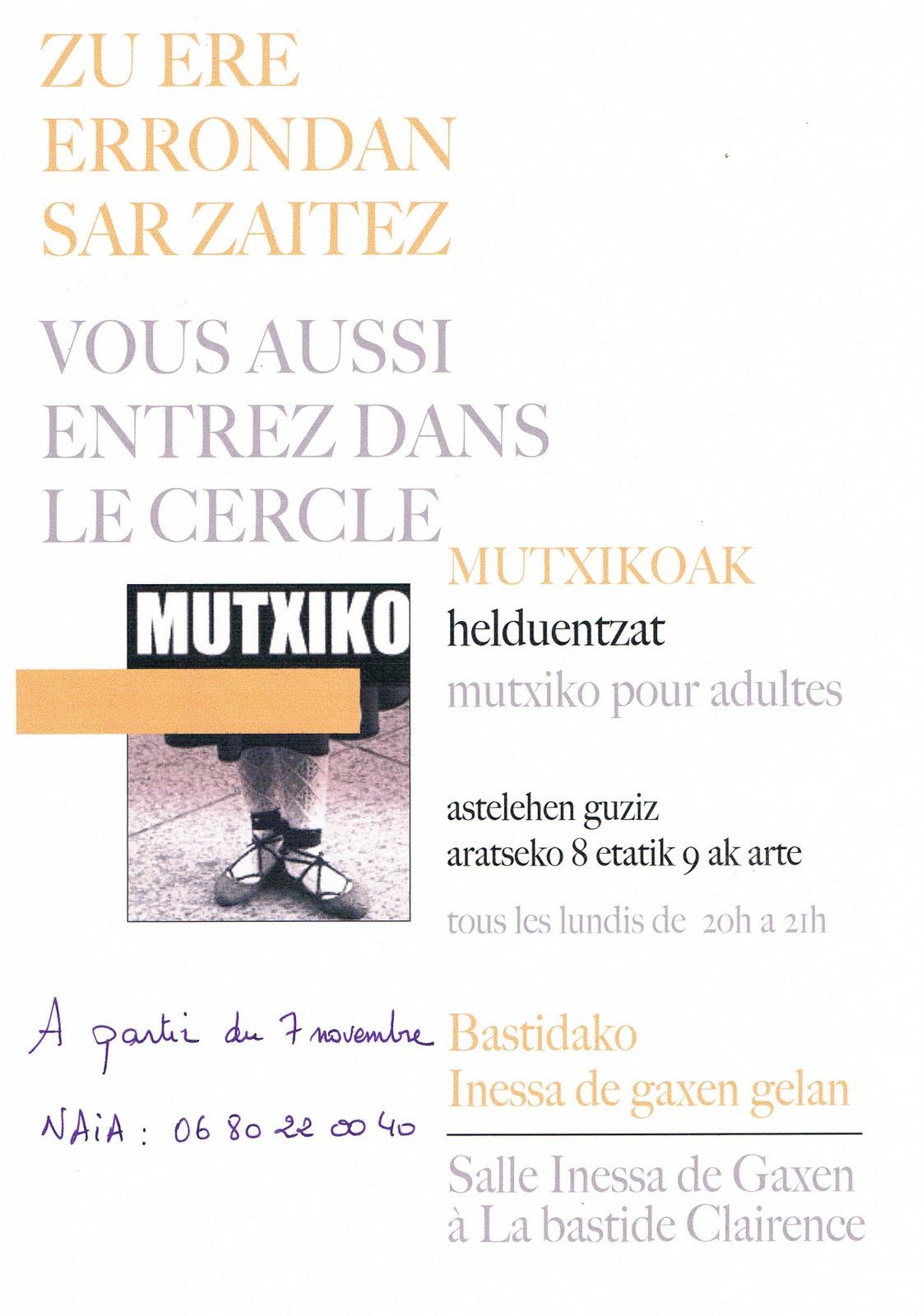 Office de tourisme du pays de hasparren et de la bastide clairence 2011 - Office de tourisme hasparren ...