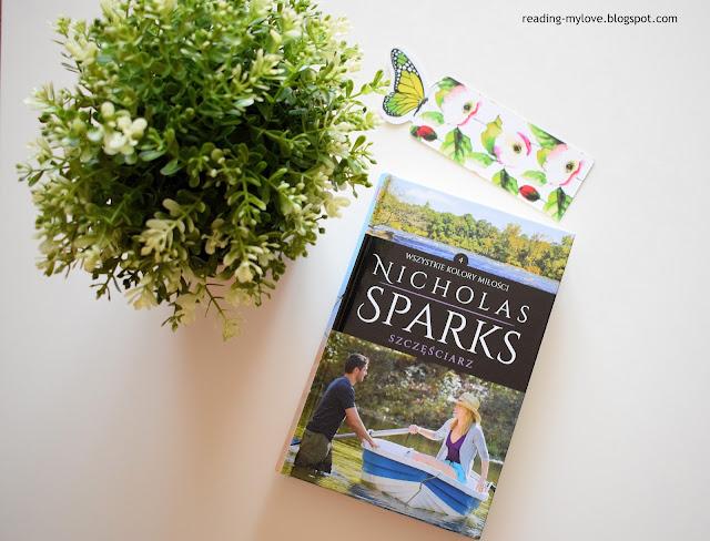 Nicholas Sparks, Szczęściarz