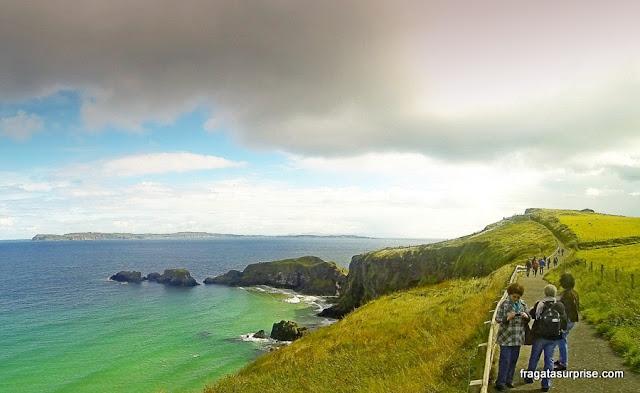 Carrick-a-Rede, Irlanda do Norte
