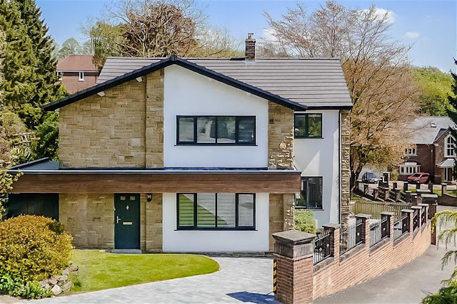 Harrogate Property News - 5 bed detached house for sale Stone Rings Close, Harrogate, North Yorkshire HG2