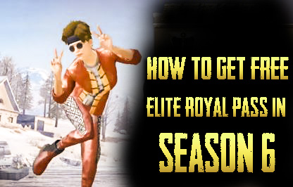 PUBG MOBILE: How To Get Free Elite Royal Pass In Season 6