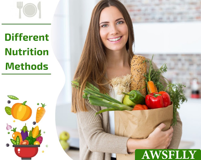 Different Nutrition Methods