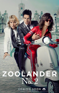 Zoolander No 2 (2016) ซูแลนเดอร์ 2 [Soundtrack บรรยายไทยมาสเตอร์]