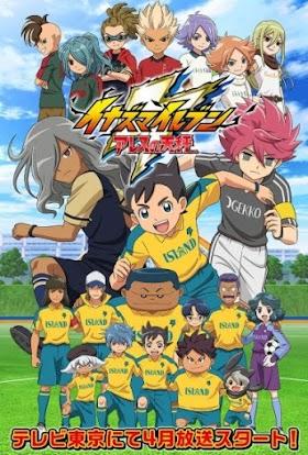 Hot Anime Previous Inazuma Eleven Ares No Tenbin Subtitle Indonesia