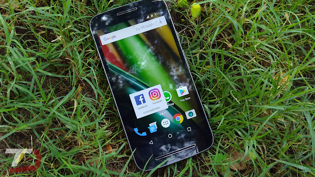 Moto E3 Power gets new update with February 2017 Security patch