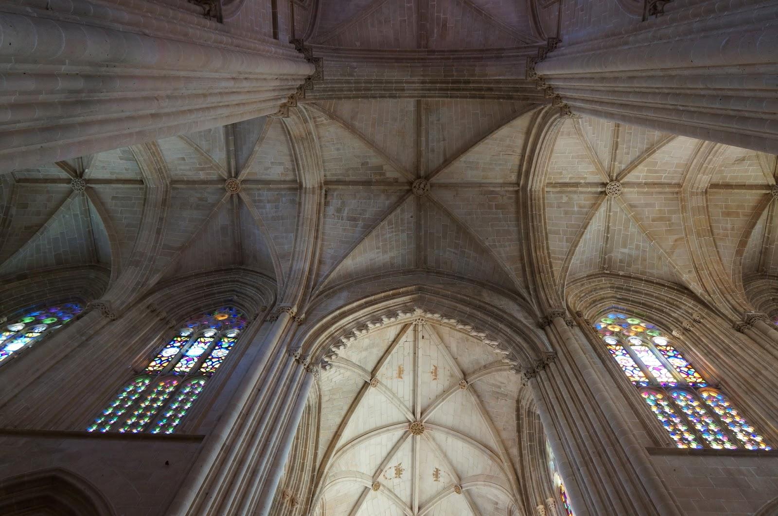 Santa Maria de Vitoria - Batalha - Portugal