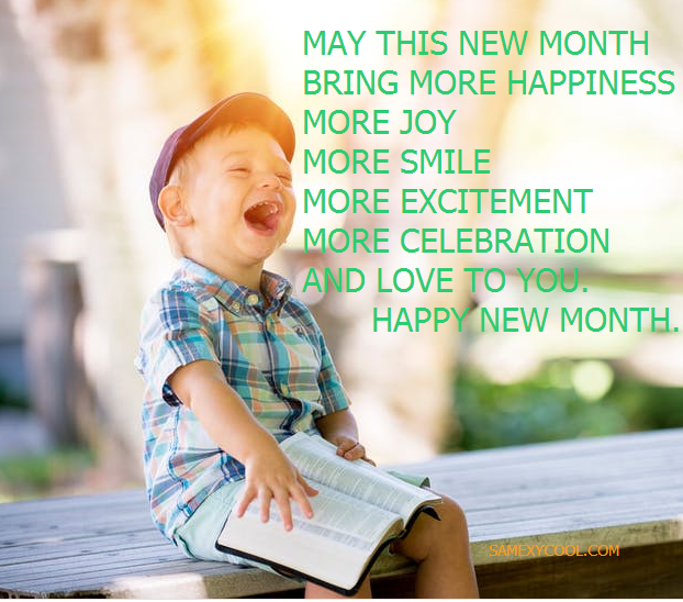 may this new month
