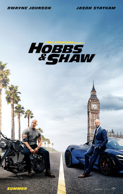 Hobbs And Shaw Movie Poster 1