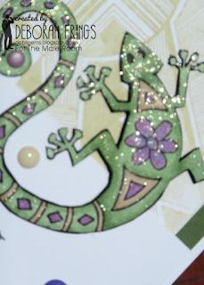 Close up - photo by Deborah Frings - Deborah's Gems