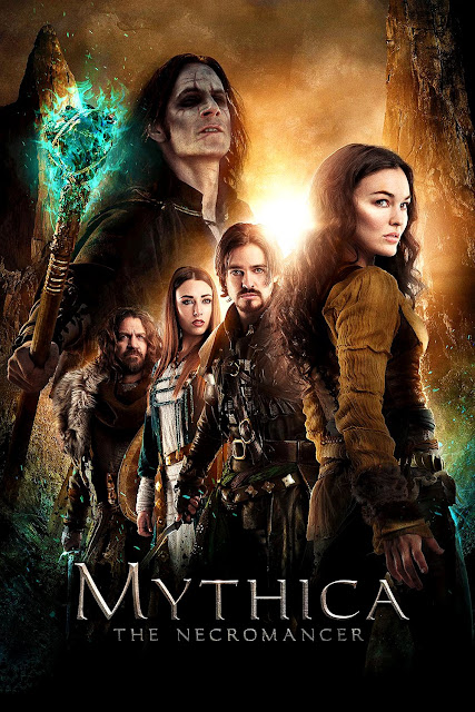 Mythica: The Necromancer (2015) ταινιες online seires oipeirates greek subs