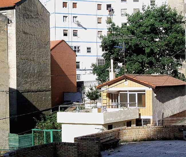 La casa que han robado a Lidia...