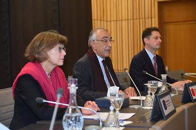 المجلس الأعلى للتربية والتكوين والبحث العلمي ينظم ندوة السياسات العمومية في مجال الرقميات