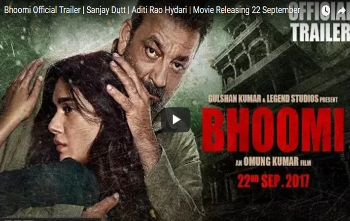 Bollywood movie Bhoomi Box Office Collection wiki, Koimoi, Wikipedia, Bhoomi Film cost, profits & Box office verdict Hit or Flop, latest update Budget, income, Profit, loss on MT WIKI, Bollywood Hungama, box office india