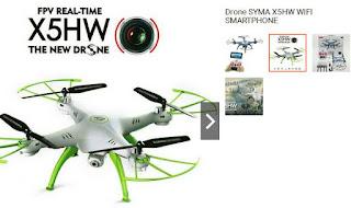 Harga Drone Murah Dibawah 1 juta ber kamera