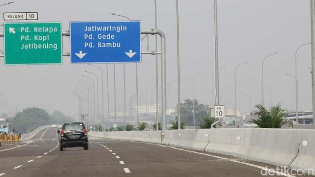 Ini Alasan Tol Becakayu Langsung Dijual Setelah Diresmikan Jokowi