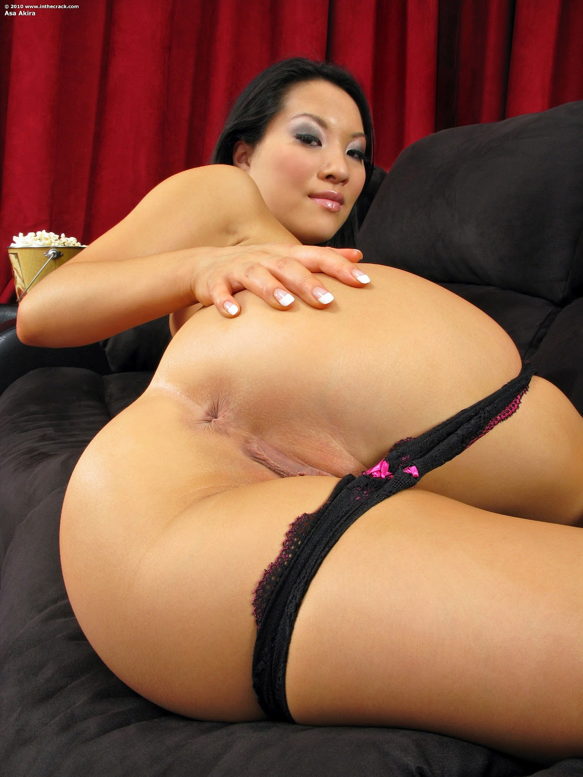 Asa Akira In The Crack 390 Complete Full Size Picture Set - Nude Ass-1610