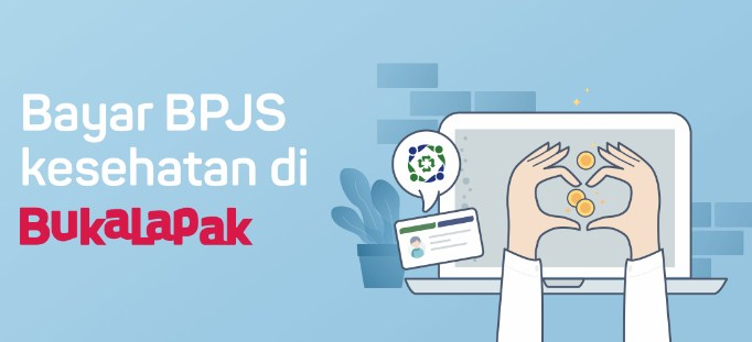 Bayar BPJS Online Bukalapak