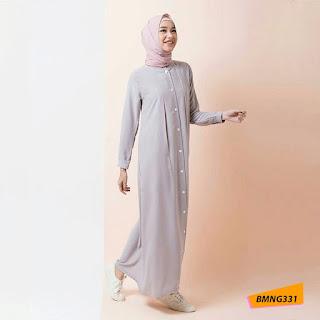 Jual Dress Wanita Muslimah Harga Murah