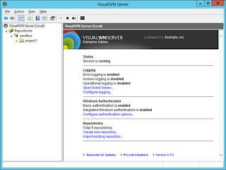 VisualSVN Server Enterprise 3.5.9 Full Patch