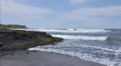 Pantai santolo di garut
