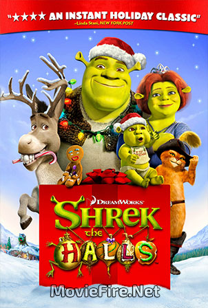 Shrek the Halls (2007) (1080p) (MG-MF)