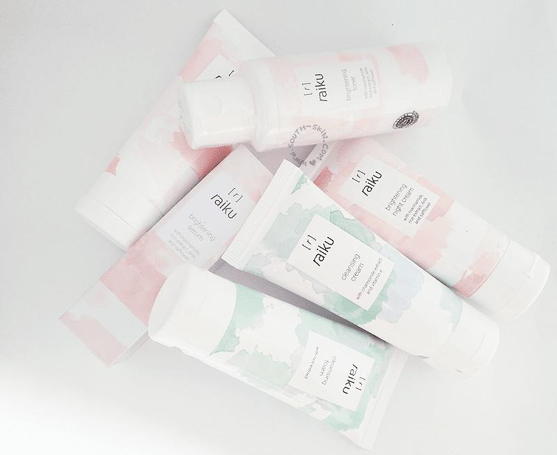 review-raiku-beauty-brightening-cleansing-series