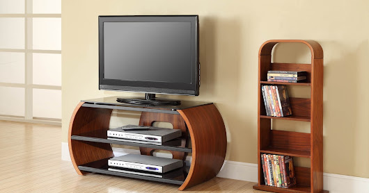 Picking the Perfect TV Stand by Jual