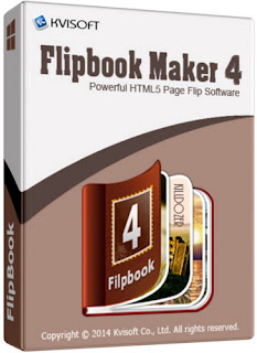 Kvisoft FlipBook Maker Pro v4 + Serial