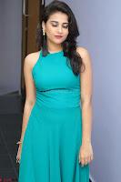 Priya Singh in a sleeveless Green Gown at Manasainodu music launch 011.08.2017 ~ Exclusive Celebrity Galleries 019.JPG