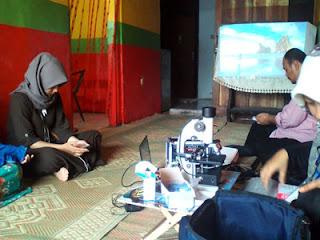 Test Darah Gratis Bersama Agaric Herbal Drink di Dengkol, Singosari, Malang