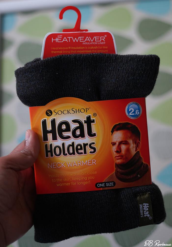 Men's Heat Holders Neck Warmer